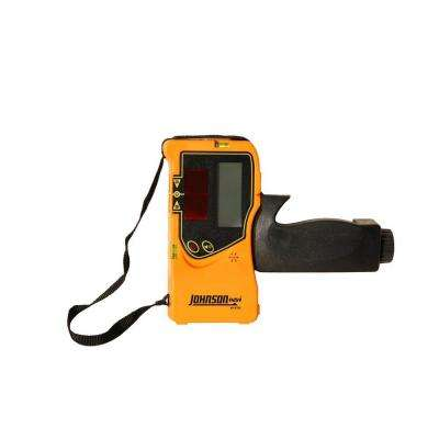 Line Generator Laser Detector with Clamp