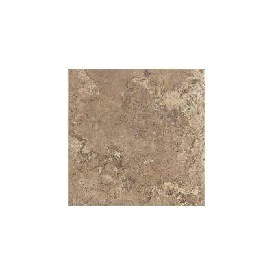 Stratford Place Truffle 2 in. x 2 in. Ceramic Bullnose Wall Tile