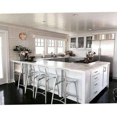 Catalina White 3 in. x 12 in. x 8 mm Ceramic Wall Subway Tile