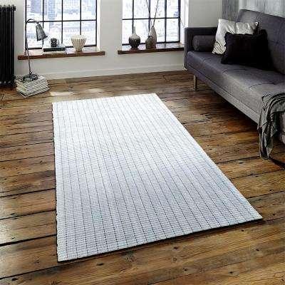 Kessler Light Gray 2 ft. x 8 ft. Indoor Runner Rug