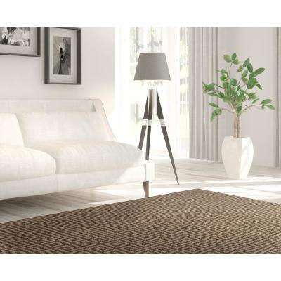 Aries Rust 7 ft. 6 in. x 9 ft. 6 in. Area Rug