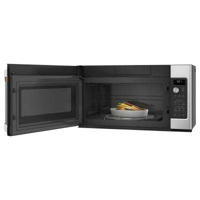 2.1 cu. Ft. Over the Range Microwave in Stainless Steel with Sensor Cooking
