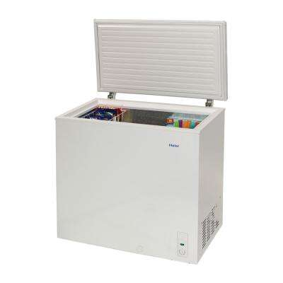 7.1 cu. ft. Chest Freezer in White