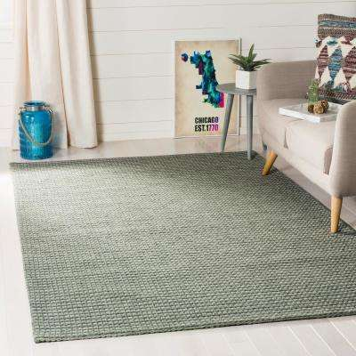 Natura Silver/Ivory 5 ft. x 8 ft. Area Rug