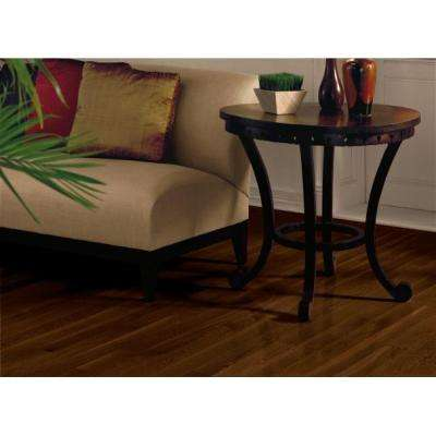 American Originals Barista Brown Oak 3/4 in. T x 5 in. W x Varying L Solid Hardwood Flooring (23.5 sq. ft. /case)