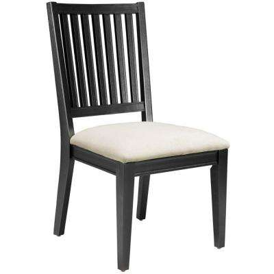 Larsson Carbon Black Dining Side Chair