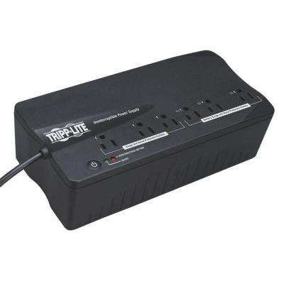 350VA 180-Watt UPS Desktop PC / MAC Battery Back Up Compact 120-Volt