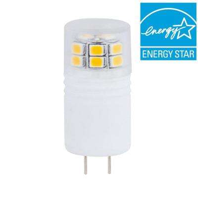 25W Equivalent Soft White G8 Non Dimmable LED Light Bulb
