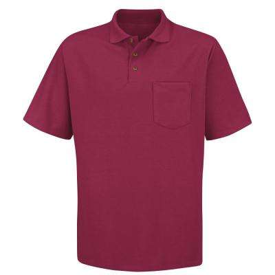 Men's 50/50 Blend Solid Shirt