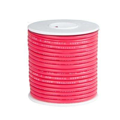 18 AWG 35 ft. Primary Wire Spool, Red