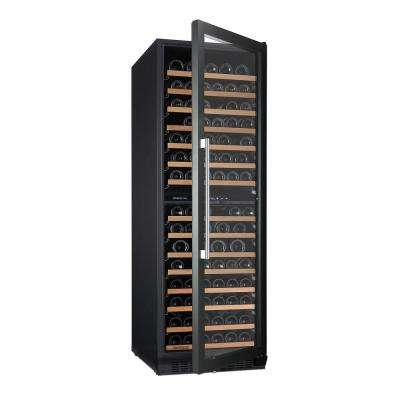 N'FINITY PRO L 166-Bottle 23.75 in. Dual Zone Wine Cellar