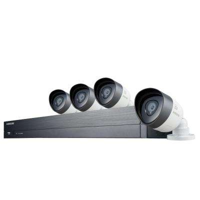 8-Channel 1080p HD DVR Video Security System