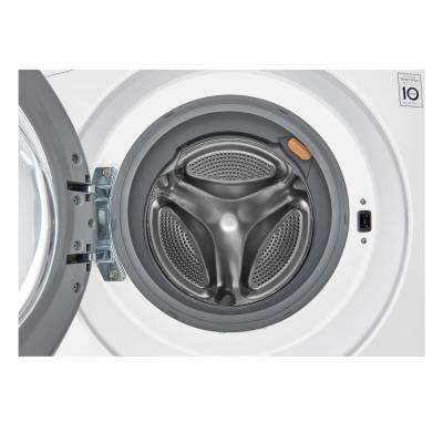 2.3 cu. ft. High-Efficiency Front Load Washer in White, ENERGY STAR