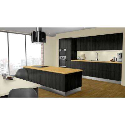 4 ft. x 8 ft. Laminate Sheet in Maroochy Brush with Standard Matte Finish