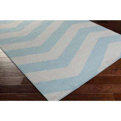 Grevena Fog 3 ft. x 7 ft. Indoor Runner Rug