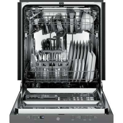 Top Control Tall Tub Dishwasher in Stainless Steel with Stainless Steel Tub, 51 dBA