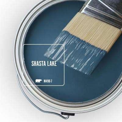 M490-7 Shasta Lake Paint