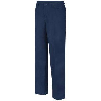 EXCEL FR Women's Navy Work Pant