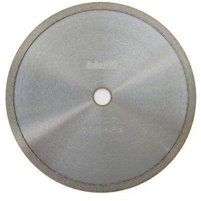 10 in. Continuous Rim Diamond Blade for Tile Cutting