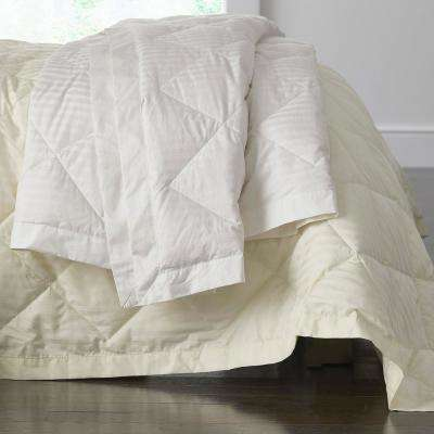 Legends Damask Stripe PrimaLoft Deluxe Down Alternative Blanket