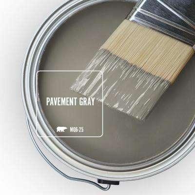 Pavement Gray Paint Colors Paint The Home Depot