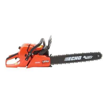 20 in. 59.8cc Gas Chainsaw