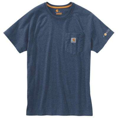 Force Delmont Men's Cotton Short Sleeve T-Shirt