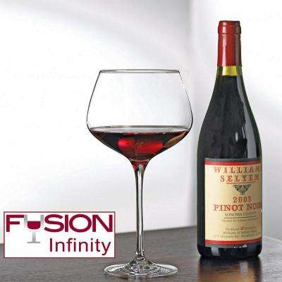 24.5 oz. Fusion Infinity Pinot Noir Wine Glasses
