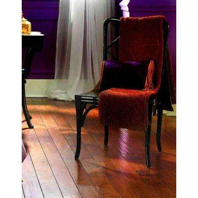 Hand Scraped Maple Spice 3/4 in. Thick x 3-1/4 in. Wide x Random Length Solid Hardwood Flooring (20 sq. ft. / case)