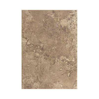 Stratford Place Truffle 10 in. x 14 in. Ceramic Floor and Wall Tile (14.58 sq. ft. / case)