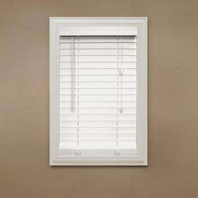 Home Decorators Wood Blinds