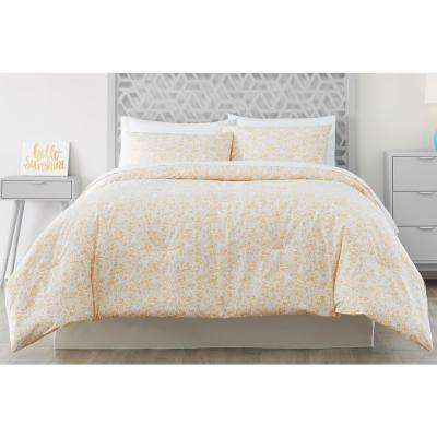 Maisie Sunrise Floral Comforter Set