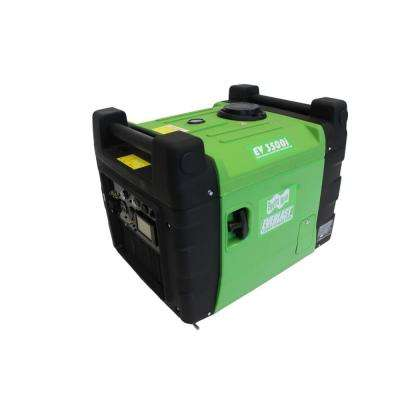 ElectraWave EV3500i 3,100-Watt Gas Powered Portable Inverter Generator