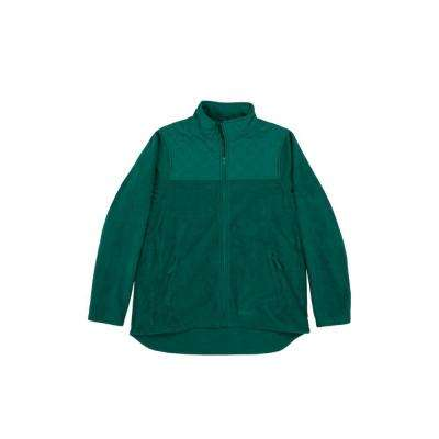 Women's 100% Polyester Trek Fleece Jacket