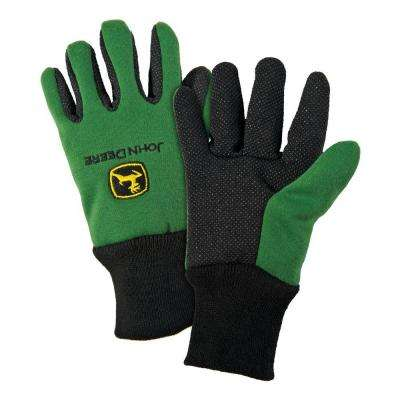 Cotton Jersey Youth Light-Duty Grip Gloves