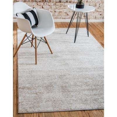 Del Mar Lucille Beige 10' 0 x 13' 0 Area Rug