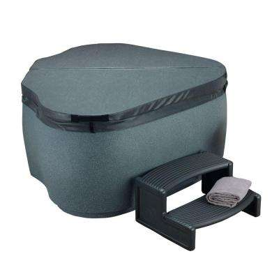 AR-300 Replacement Spa Cover - Charcoal