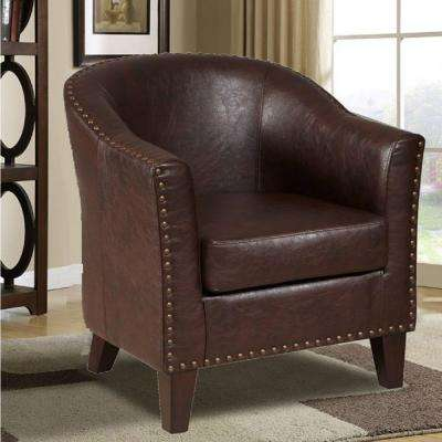 PRI Chairs Living Room Furniture The Home Depot