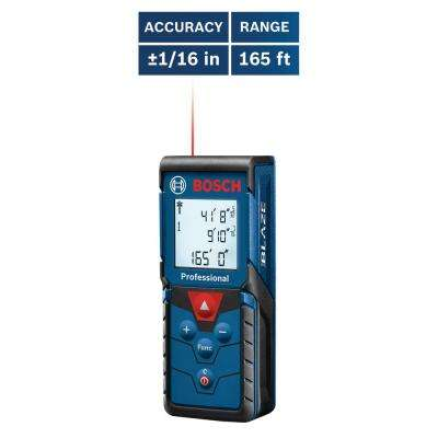 BLAZE PRO 165 ft. Laser Measurer