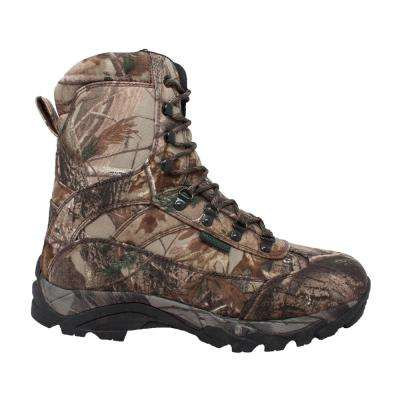 "Men's Waterproof Insulated 10"" Hunting Boots"