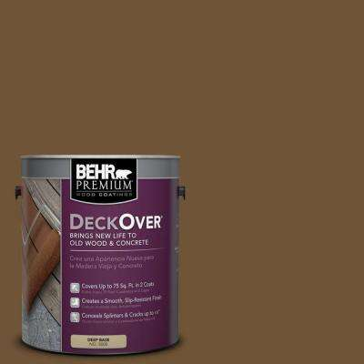 #SC-109 Wrangler Brown Premium DeckOver