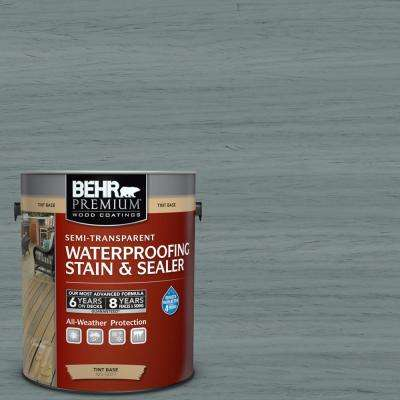 1 gal. #ST-125 Stonehedge Semi-Transparent Waterproofing Stain and Sealer