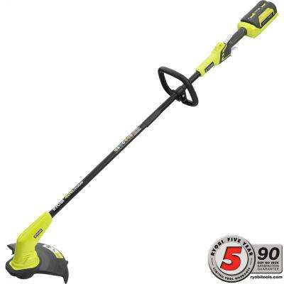 40-Volt Lithium-Ion Cordless String Trimmer - 1.5 Ah Battery and Charger Included