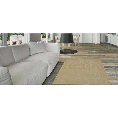Hamam Collection Ivory 3 ft. x 5 ft. Area Rug