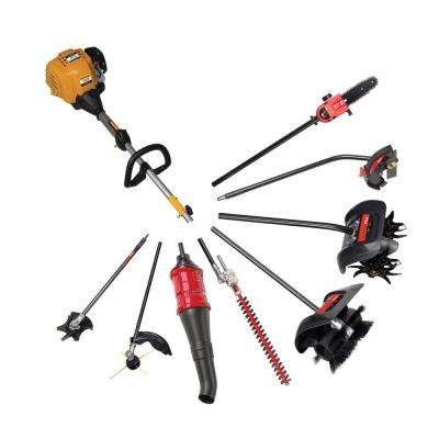 Gas String Trimmers - String Trimmers - The Home Depot