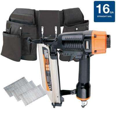 Professional 16-Gauge Nailer Kit