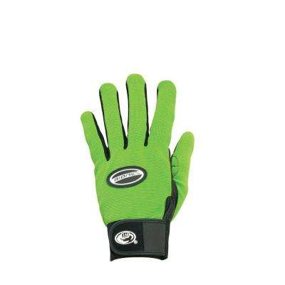 Blooms Garden Glove Women's Lime Green-Xlarge-DISCONTINUED