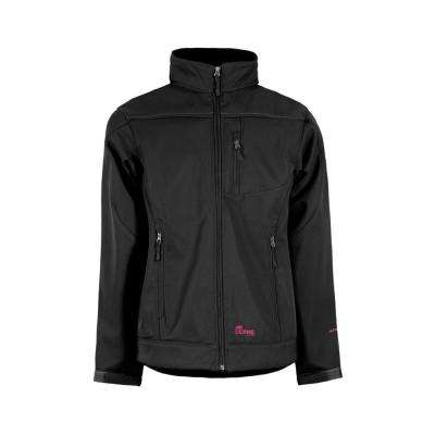 Women's 100% Polyester Eiger Softshell Jacket