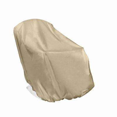 Polyester Adirondack X-Large Patio Chair Cover with PVC Coating