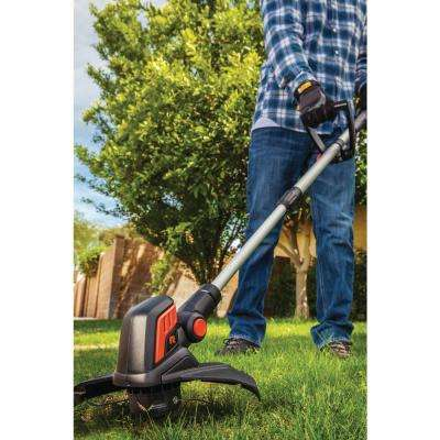 40-Volt Lithium-Ion Cordless Electric String Trimmer 2.5 Ah Battery and Charger Included